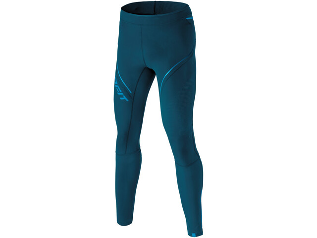 Dynafit Winter Pantaloni Da Corsa Uomo, petrol